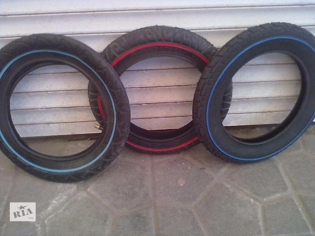 продам Продаю покрышки камеры для велосипедов детских и инвалидных колясок бу в Харькове