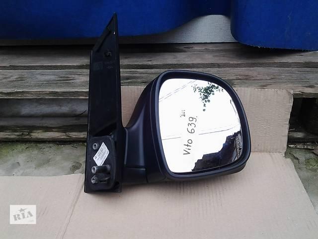 бу Продаю правое зеркало электрическое на Vito W639 в Николаеве