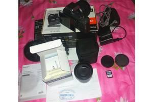 б/у Цифровые фотоаппараты Sony NEX-3K 18-55mm Black