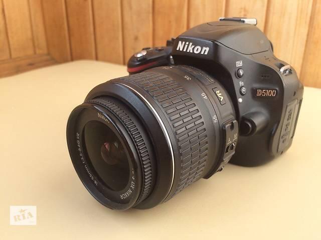 Продаю свой Nikon d5100- объявление о продаже  в Киеве