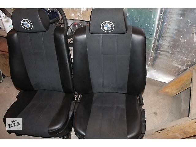 продам Продаю сидения БМВ Е32/Е34 Передние+задние. бу в Львове