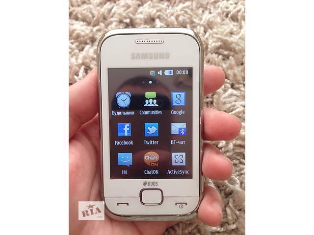 продам Продаю телефон SAMSUNG C-3312 (Duos) бу в Львове