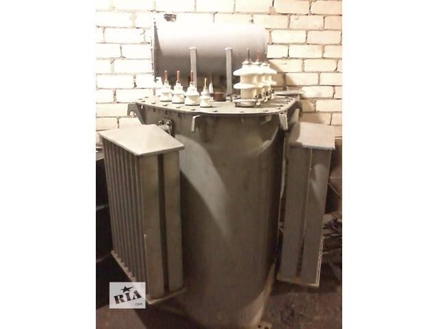 продам Продаю высоковольтный масляный понижающий трансформатор ТМЗ 250/10/0.4 бу в Николаеве