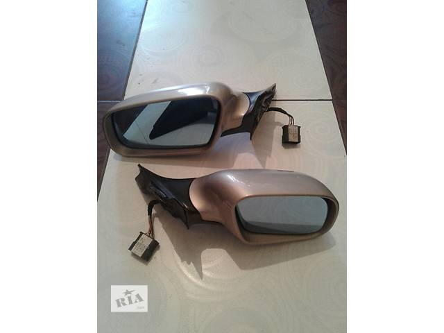 купить бу Продаю ЗЕРКАЛА  RSO 225 401 для AUDI А4-95 2000 р. в Ивано-Франковске