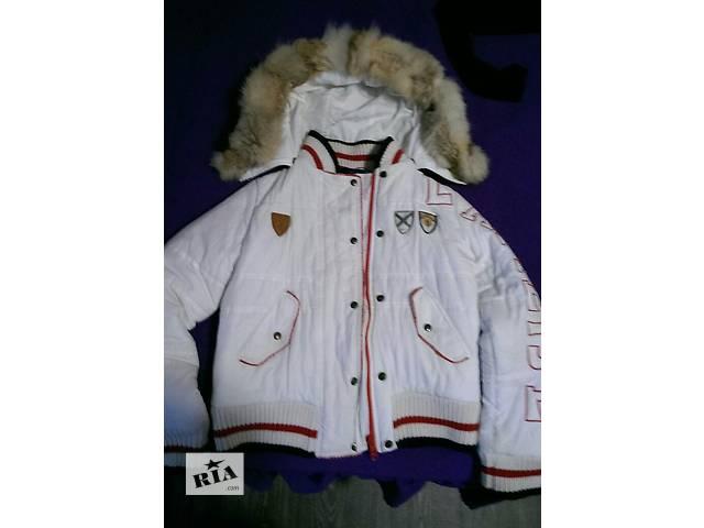 купить бу Продаю женскую зимнюю теплую куртку в Киеве