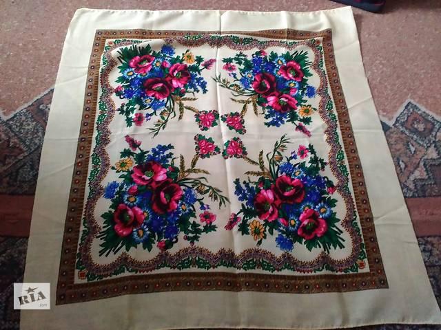 Продаю женские платки.- объявление о продаже  в Тернополе