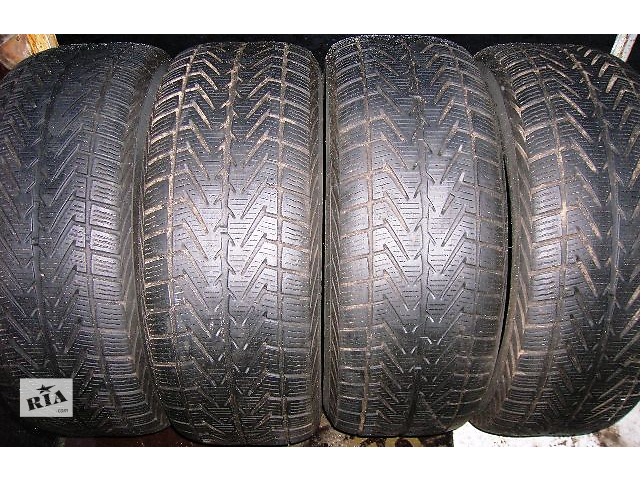 Продаю зимний комплект Б/У колёса (бу шины) 225/55 R16 VREDESTEIN- объявление о продаже  в Киеве