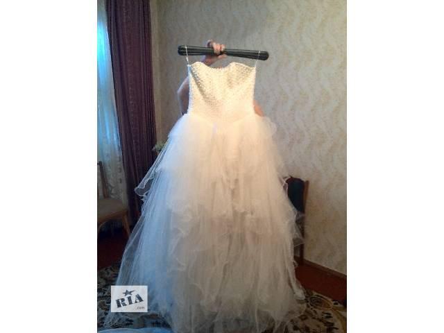 продам Продаю нежное и воздушное свадебное платье!! Новое!! бу в Киеве