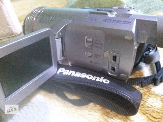 продаю видеокамеру- объявление о продаже  в Краматорске