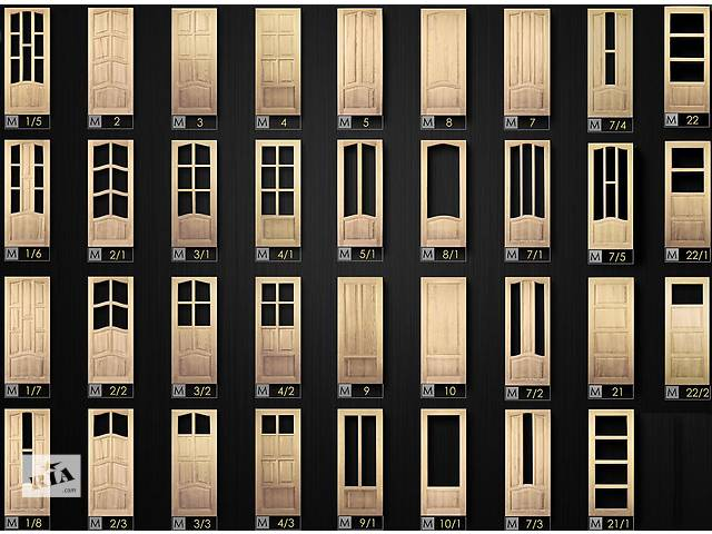 продам Продаж дерев'яних дверей бу в Киеве