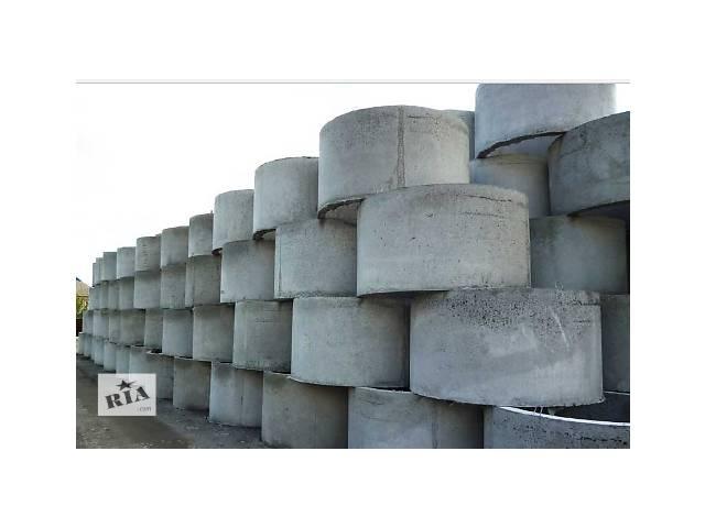 купить бу Продажа и доставка бетонных колец. в Львове