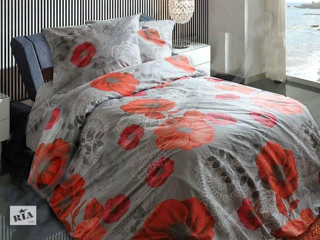бу Продажа постельного белья, Комплект Маки в Киеве