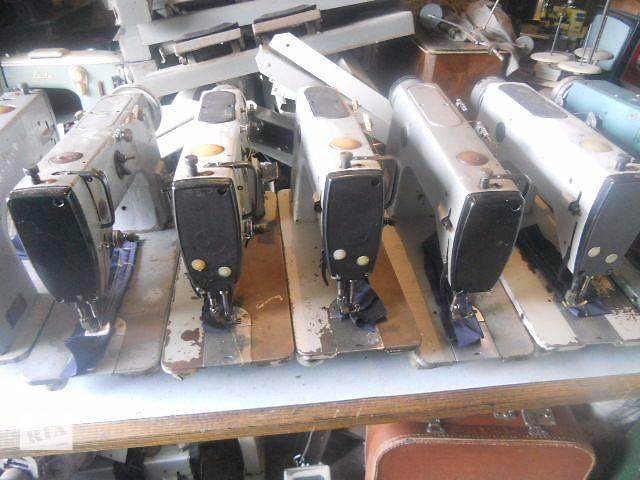 купить бу продажа промышленных швейных машин, оверлоков в Харькове