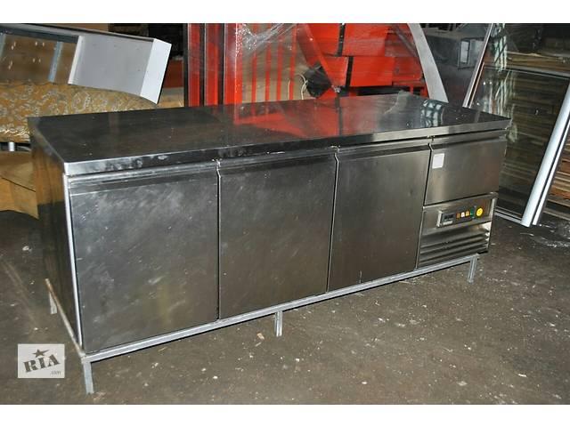 бу Продажа двухдверного холодильного стола б/у для кафе, бара, ресторана в Киеве