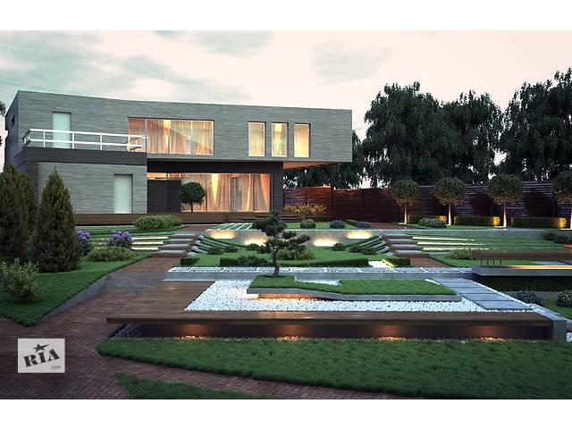 продам Проектирование домов, Ландшафтный дизайн, Дизайн Интерьера  бу  в Украине