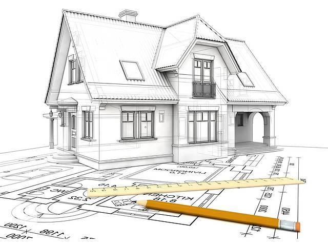 бу Проектирование, технический надзор, ввод строительства в эксплуатацию в Киевской области