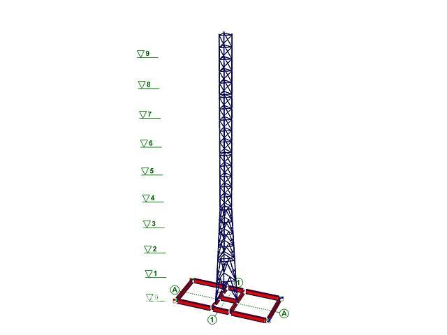 продам Проектирование КЖ, КМ, КМД в среде BIM (Revit, Robot, Advance Steel) бу  в Украине