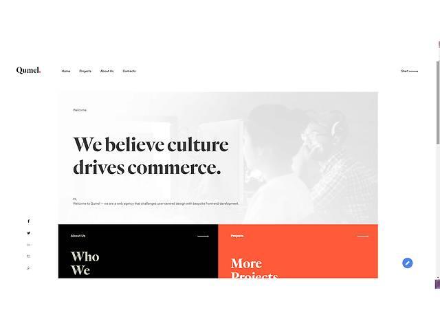 Профессиональное создание сайтов, landing-page,e-commerce- объявление о продаже   в Украине