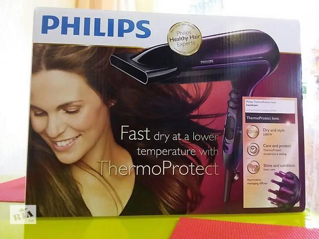 купить бу Професійний фен philips, новий в Киеве