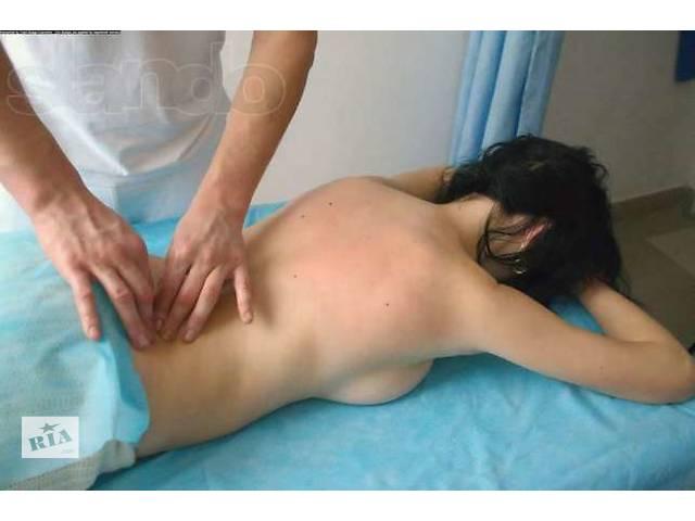 купить бу Професійний масаж з виїздом на дім!👐 в Львовской области
