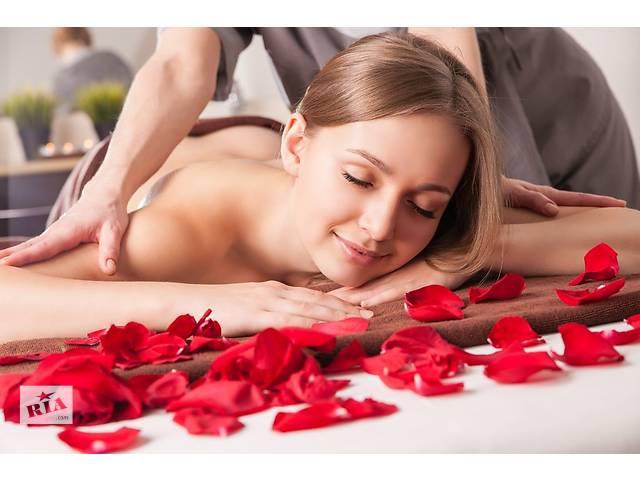 бу профессиональный массаж в Тернополе