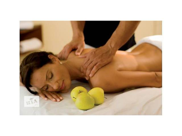 купить бу Професійний масаж в Тернополе