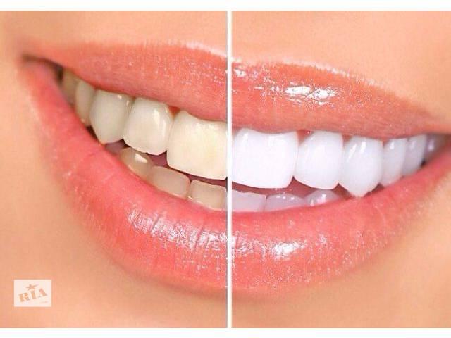 купить бу Профессиональная чистка зубов ультразвуком в Броварах