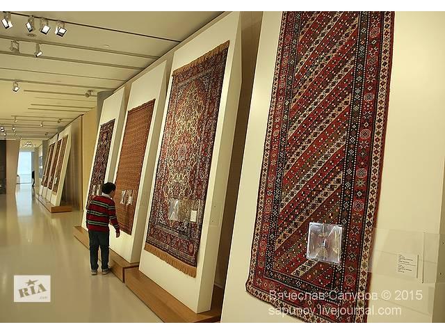 Профессиональная (ручная) реставрация ковров ручной работы- объявление о продаже  в Киеве
