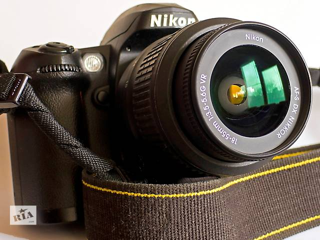 бу Nikon D100. Профессиональная зеркалка  в превосходном состоянии в Одессе