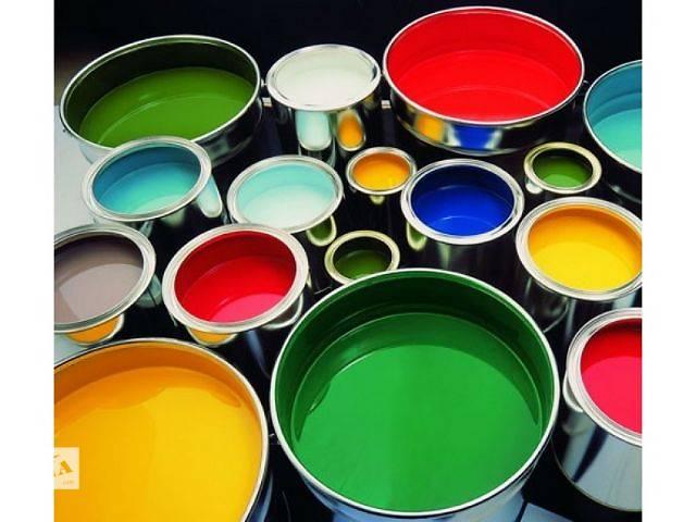 купить бу Профессиональная полиуретановая краска для кожи в Харькове