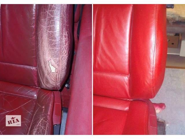 купить бу Профессиональная реставрация кожаных сидений автомобиля в Харькове