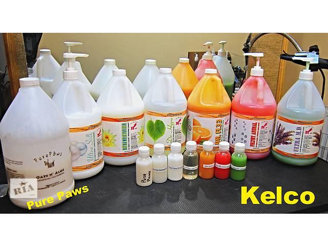 продам Профессиональные шампуни для собак и кошек kelco в расфасовке 100 мл. бу в Днепре (Днепропетровск)