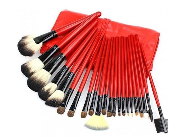 Набор кистей для макияжа профессиональных