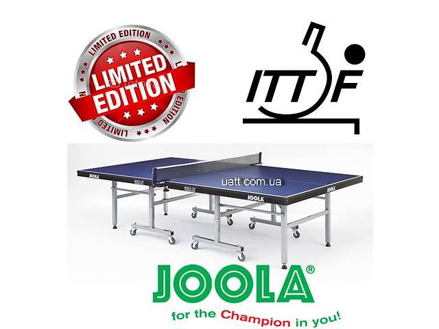 продам Профессиональный теннисный стол JOOLA WORLD CUP 25 бу в Киеве