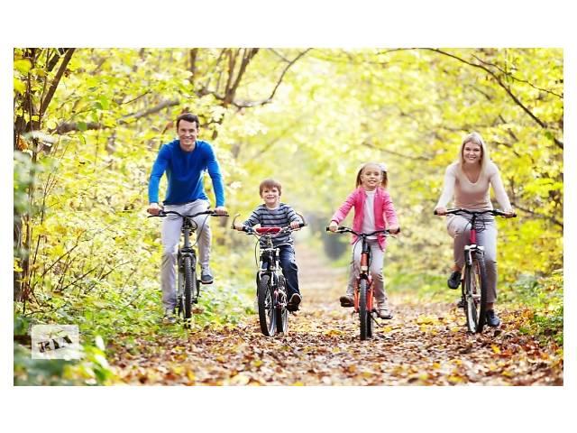 "Прогулки на велосипеде за городом в ""Дубравушка Club""- объявление о продаже  в Фастове"