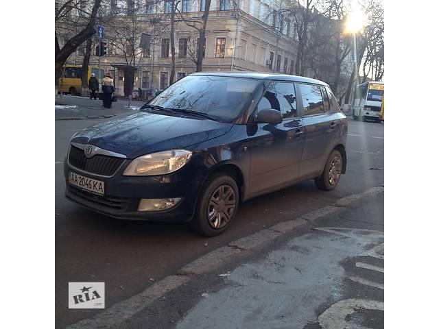 бу Прокат, Аренда Skoda Fabia 1,4мех в отличном состоянии в Одессе