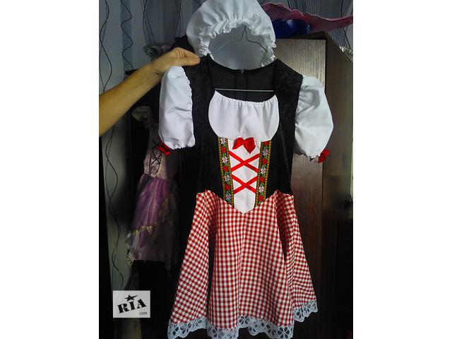 Прокат карнавального костюма Красной Шапочки(Червонохї Шапочки)- объявление о продаже  в Львове