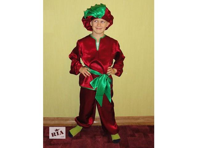 продам Прокат карнавального костюма на мальчика  на 5-8 лет бу в Киеве