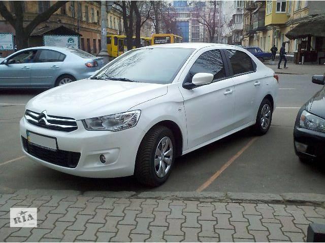 купить бу Прокат авто Citroen в Одессе