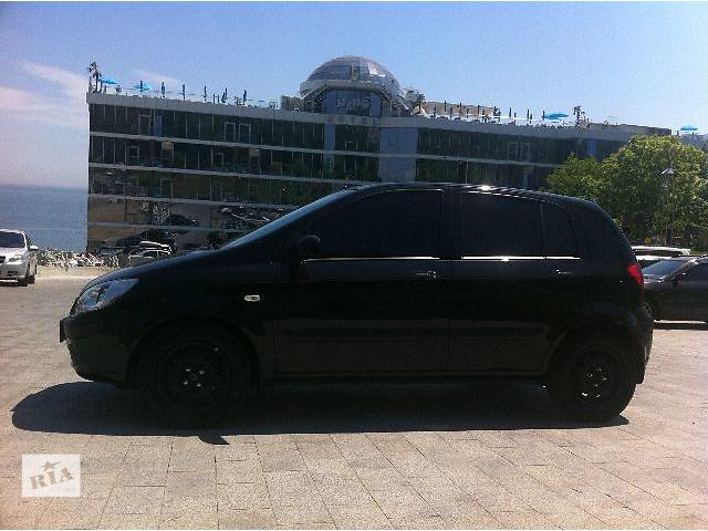 Прокат авто Одесса, Hyndai Getz- объявление о продаже  в Одессе