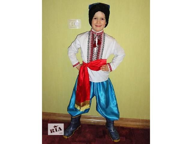 продам Прокат костюма Украинца, Казака на 4-6 лет бу в Киеве