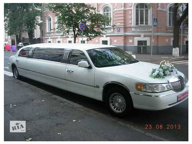 продам Прокат лимузинов - прогулки на Лимузине бу в Киеве