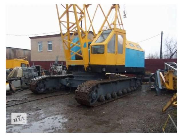 продам Прокат спецтехники. Аренда гусеничного крана МКГ-25 бу в Днепре (Днепропетровск)