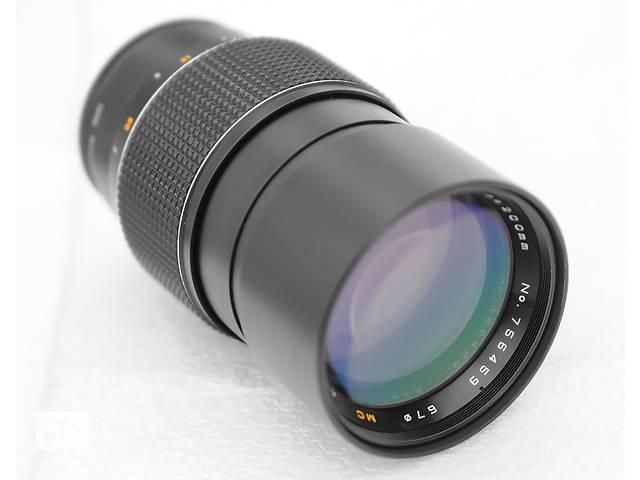 бу Promaster 200mm f3.3 (Nikon) в Хмельницком