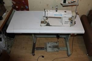 б/у Швейная машинка электрическая