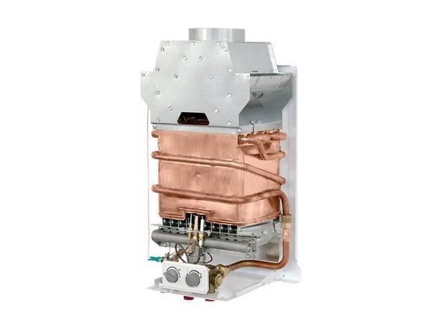 Промывка газовой колонки (теплообменника)- объявление о продаже  в Тернопольской области