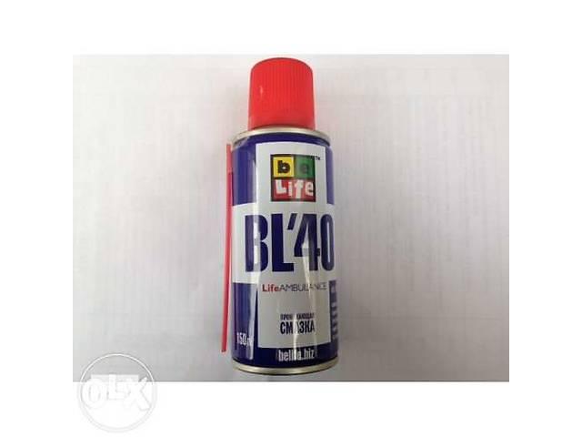 купить бу Проникающая смазка BL-40 аналог wd-40 150 мл-40грн. в Днепре (Днепропетровске)