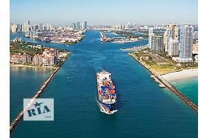 Пропонуємо морські контейнерні перевезення