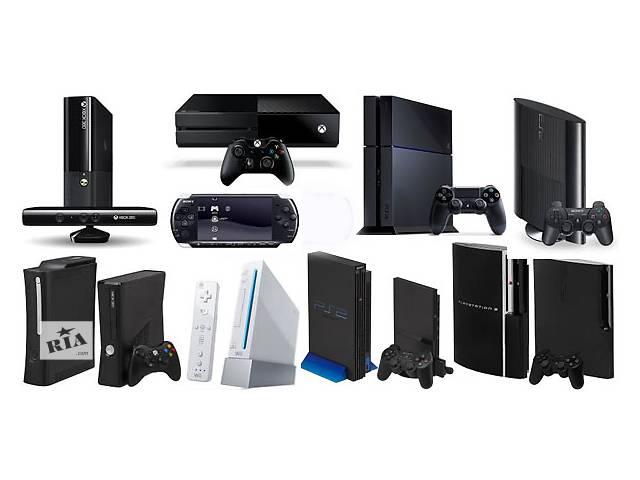 продам Прошивка , ремонт Sony PS4, PS3, PlayStation 3, PlayStation 2, PSP, Xbox 360 бу в Киеве