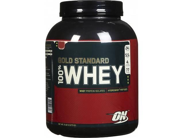 купить бу Протеин Optimum Nutrition 100% Whey Gold Standard 2347 г в Киеве